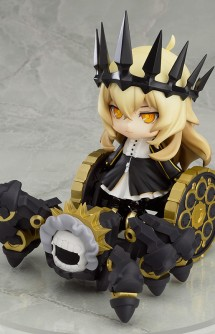 "Nendoroid - Black Rock Shooter ""Chariot with Tank (Mary)"" 10cm."