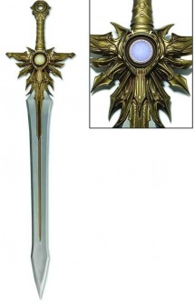 Diablo III – Prop Replica – El'Druin, The Sword of Justice