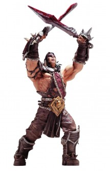 "World of Warcraft: Serie 5 - Alliance Hero ""Lo'Gosh""  21,5cm."