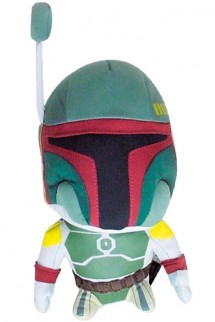 "Star Wars Boba Fett Super Deformed 7"" Plush Toy"