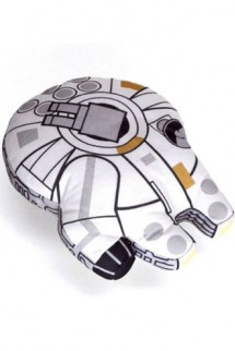 Millenium Falcon Plush Toy Vehicle