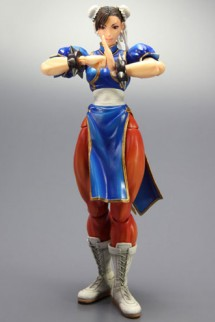 "Figure Play Arts Kai - Street Fighter IV ""Chun-Li"" 22cm."