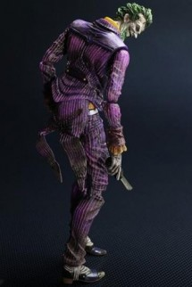 "Figure Play Arts Kai - Batman: Arkham City ""The Joker"" 22cm."