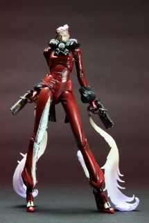 "Figure Play Arts Kai - Bayonetta ""Jeanne"""