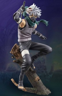 "Statue - Naruto Shippuden ""Hatake Kakashi"" Dark Side Version 10"""