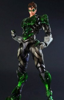 "Figura - Play Arts Kai - DC COMICS ""Green Lantern"" 27,5cm."