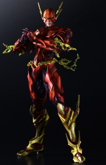 "Figura Play Arts Kai - DC COMICS ""THE FLASH"" 26,5cm."
