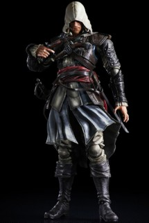 "Figura - Play Arts Kai - Assassin´s Creed IV: Black Flag ""Edward"" 28cm."