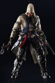 "Figura - Play Arts Kai - Assassin´s Creed III ""Connor"" 28cm."