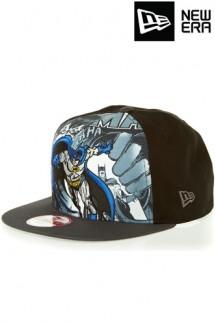 New Era 9Fifty A‑Frame Hero Break Out DC Batman Cap 0842b1b988f