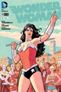 WONDER WOMAN núm. 9