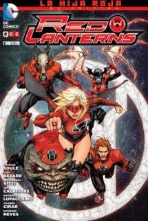 RED LANTERNS núm. 6