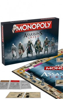 Monopoly  - Assassin´s Creed  *English Version*