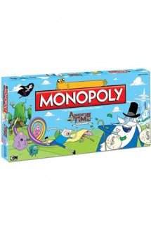 Monopoly  - Hora de Aventuras  *English Version*