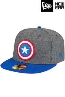 "NEW ERA - MARVEL ""Captain America Hero"" 59FIFTY"