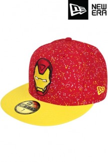 "NEW ERA - MARVEL ""Speckle Hero IRON MAN"" 59FIFTY"
