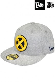 "NEW ERA - MARVEL ""JERSEY X-MEN"" GREY CAP"