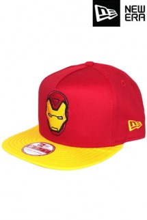 "NEW ERA - MARVEL ""Basic Badge Iron Man"" 9FIFTY"