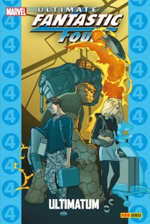 Coleccionable Ultimate 78 Fantastic Four 10: Ultimatum