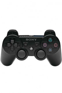 Controller Wireless Sony Dualshock 3 (Negro)