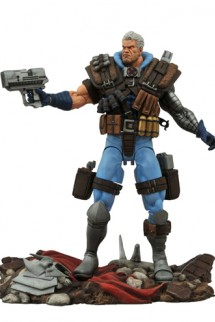 Marvel Select: Cable Action Figure 7""