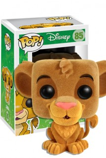 "Pop! Disney: The Lion King - Simba ""Flocked"" Exclusive!"
