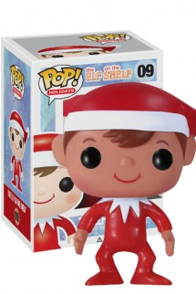 Pop! Holidays - The Elf on the Shelf