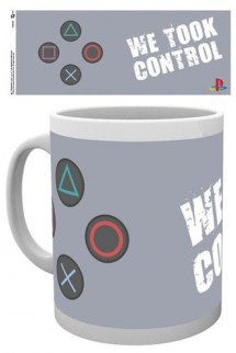 "Taza - PlayStation ""We Took Control"" 20th"