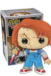 "Pop! Movies: Chucky ""Bloody"" Exclusive"