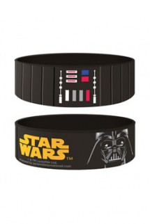 Star Wars Rubber Wristband Darth Vader