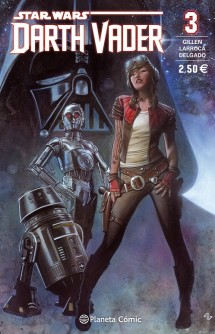 Star Wars: Darth Vader nº 03