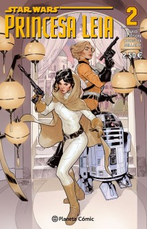 Star Wars: Princesa Leia 02
