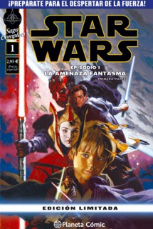 Star Wars Episodio I (primera parte)