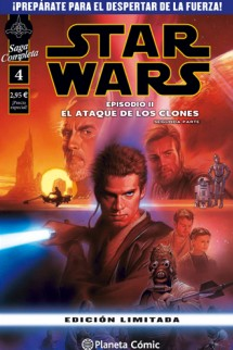 Star Wars Episodio II (segunda parte)