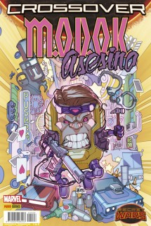 SECRET WARS. CROSSOVER 06. M.O.D.O.K ASESINO