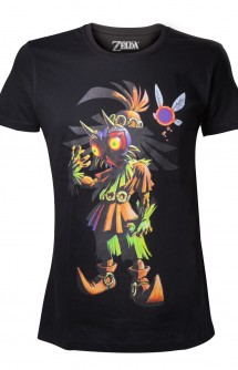 "Camiseta - The Legend of Zelda ""Majora´s Mask"""