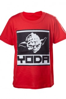 "Camiseta - Star Wars ""Yoda"" Niño"