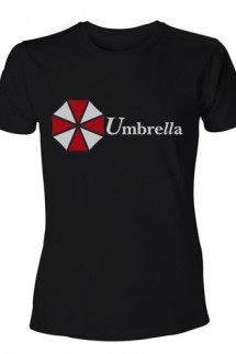"Camiseta - Resident Evil ""Umbrella Corporation"""
