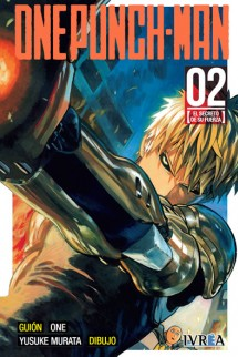 ONE PUNCH-MAN 02