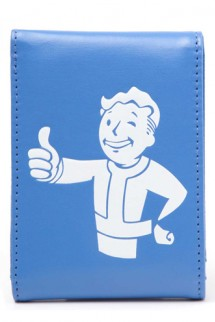 Fallout 4 - Vault Boy Approves Bifold Wallet