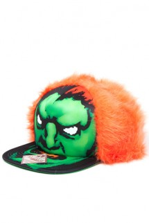 "Gorra - Street Fighter ""Furry Blanka"""