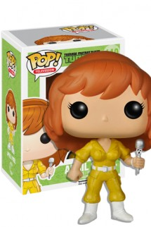 "Pop! TV: Las Tortugas Ninja ""April O´neil"""