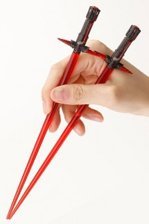 Star Wars: Episode VII - Kylo Ren Lightsaber Chopsticks