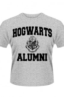 "Camiseta - Harry Potter ""Hogwarts Alumni"""