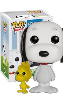 Pop! TV: Snoopy - Snoopy and Woodstock