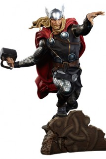 "MARVEL COLLECTIBLES: THOR ""MODERN AGE"" PREMIUM FORMAT"
