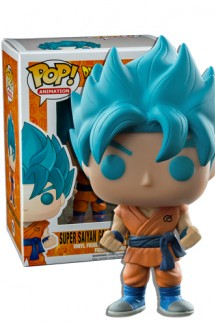 Pop! Animation: Dragon Ball Resurrection F - Goku Super Saiyan God