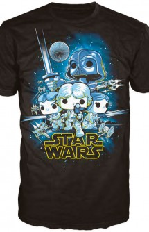 "Camiseta Pop! Tees: Star Wars - A New Hope ""Limited Edition"""