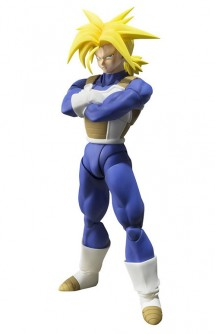 "Figure - Dragon Ball Z ""Trunks Super Saiyan"" S.H. Figuarts 14,8cm."