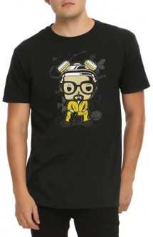 "Camiseta Pop! Tees: Breaking Bad - Walter White ""Limited Edition"""